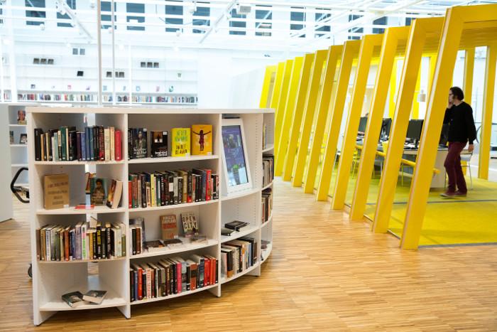 Kista - najlepsza biblioteka świata