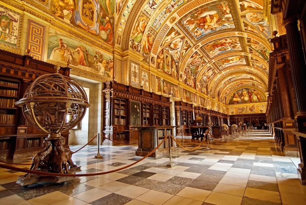 Biblioteka-Escorial