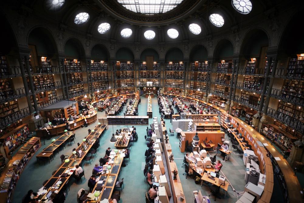 Biblioteka-Narodowa-Francji