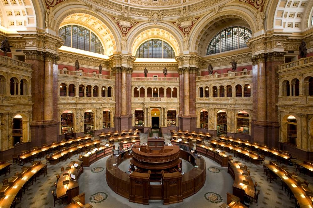 Najpiękniejsze biblioteki świata | Okruchy.pl