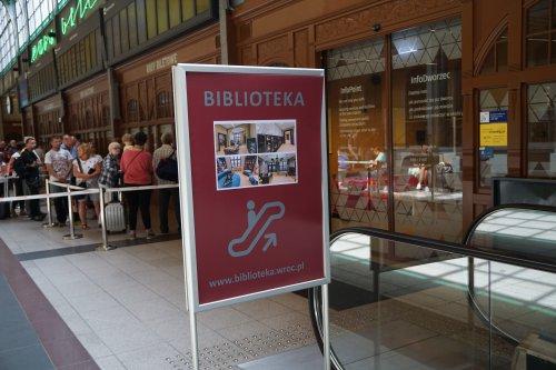 biblioteka wrocław